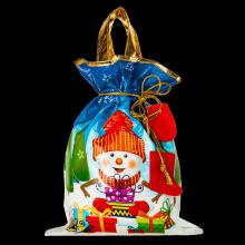 "Мешок со сладостями ""Снеговик"""